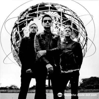depeche mode divulgacao